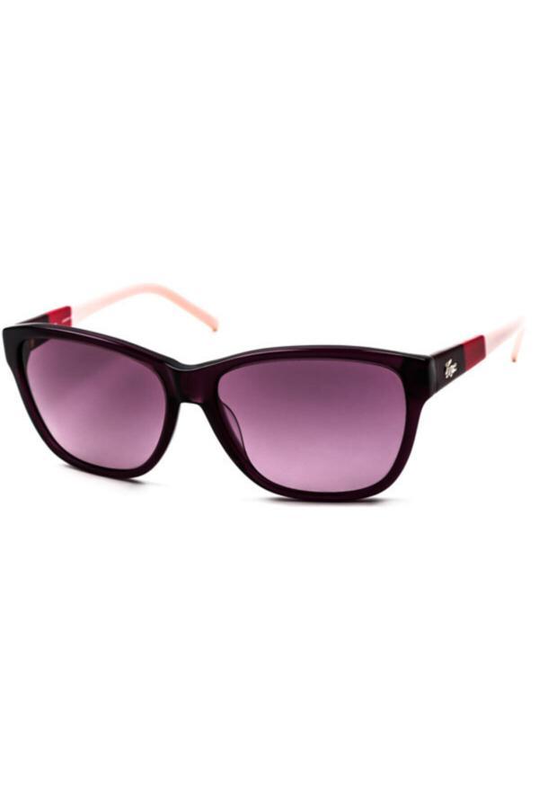 خرید اینترنتی عینک آفتابی خاص زنانه برند لاگوست رنگ بنفش کد ty67962509