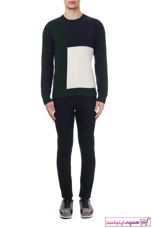 مدل شلوار مردانه برند لاگوست lacoste رنگ لاجوردی کد ty67962700
