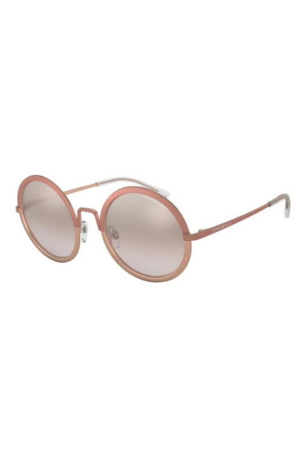 خرید نقدی عینک آفتابی شیک برند امپریو آرمانی رنگ متالیک کد ty67991222