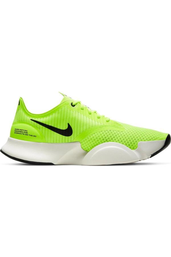 کفش مخصوص دویدن مردانه طرح دار برند Nike رنگ سبز کد ty67993992