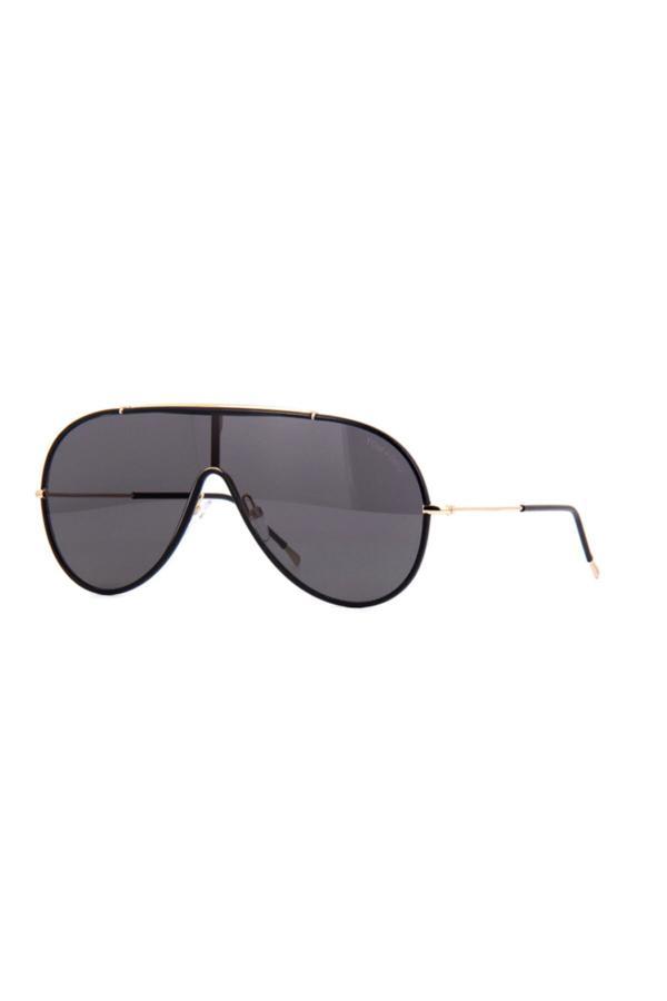 خرید پستی عینک آفتابی مردانه پارچه  برند Tom Ford رنگ مشکی کد ty68007807