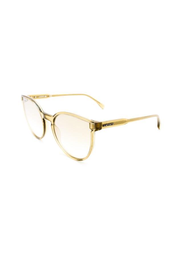 عینک آفتابی زنانه شیک مجلسی برند لاگوست lacoste رنگ نقره ای کد ty68023234