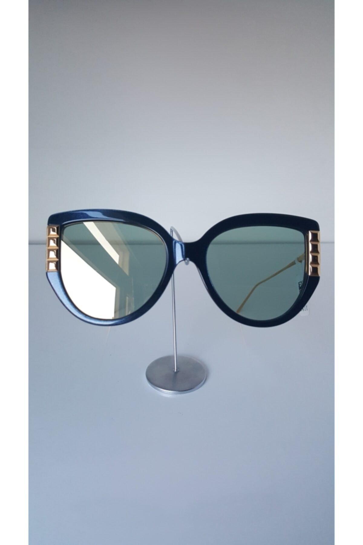 عینک آفتابی زیبا زنانه برند Boucheron رنگ خاکی کد ty68040942