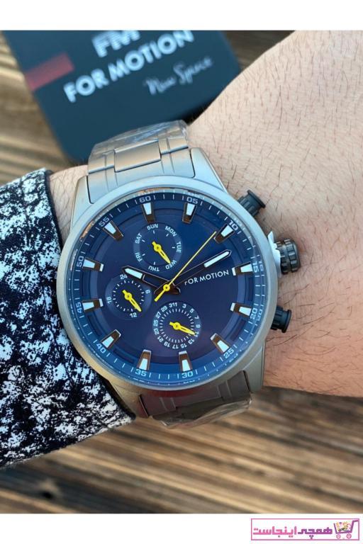 خرید ارزان ساعت فانتزی مردانه برند Ferrucci رنگ نقره ای کد ty68085949