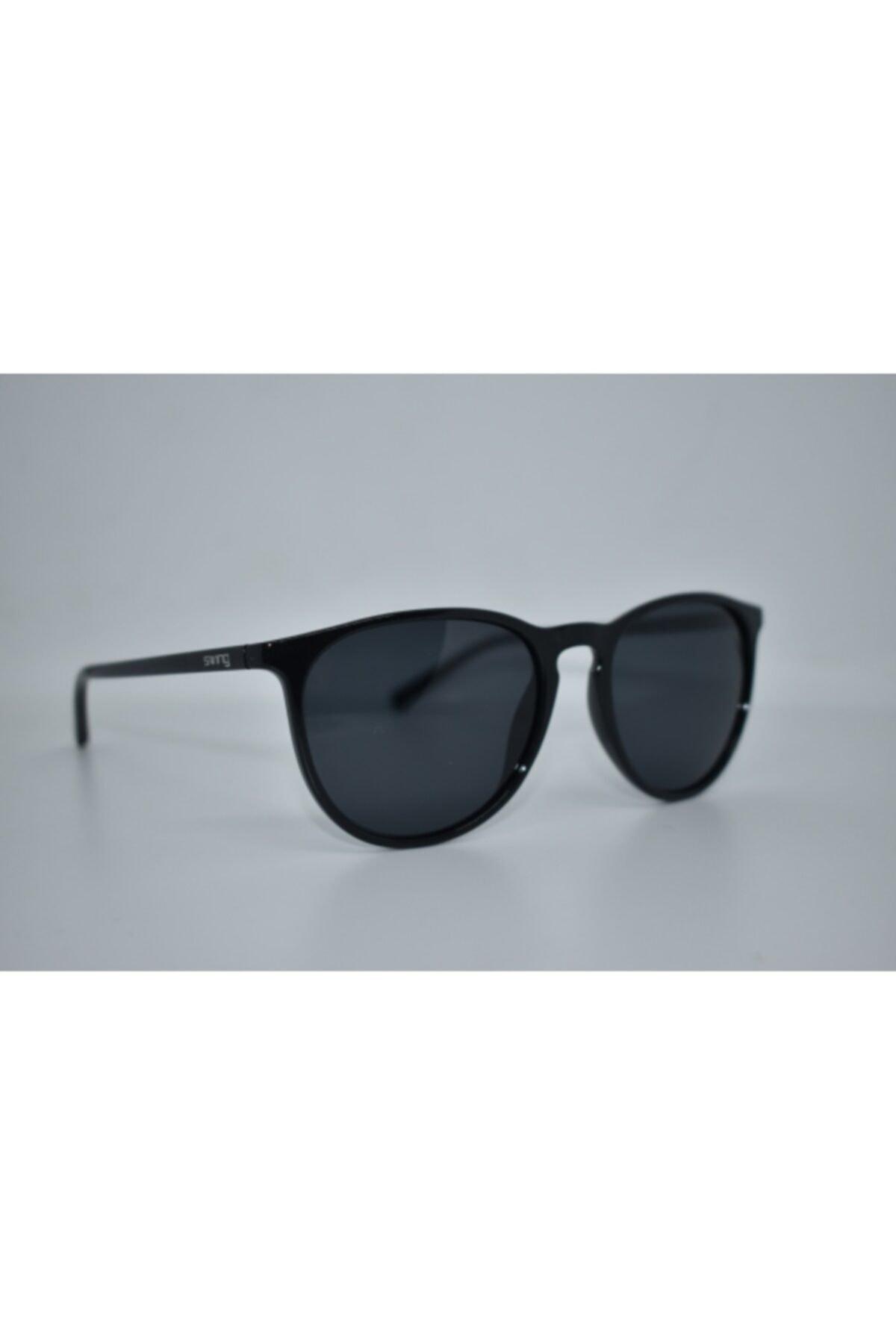 فروش عینک آفتابی مردانه  برند Swing رنگ مشکی کد ty68136195