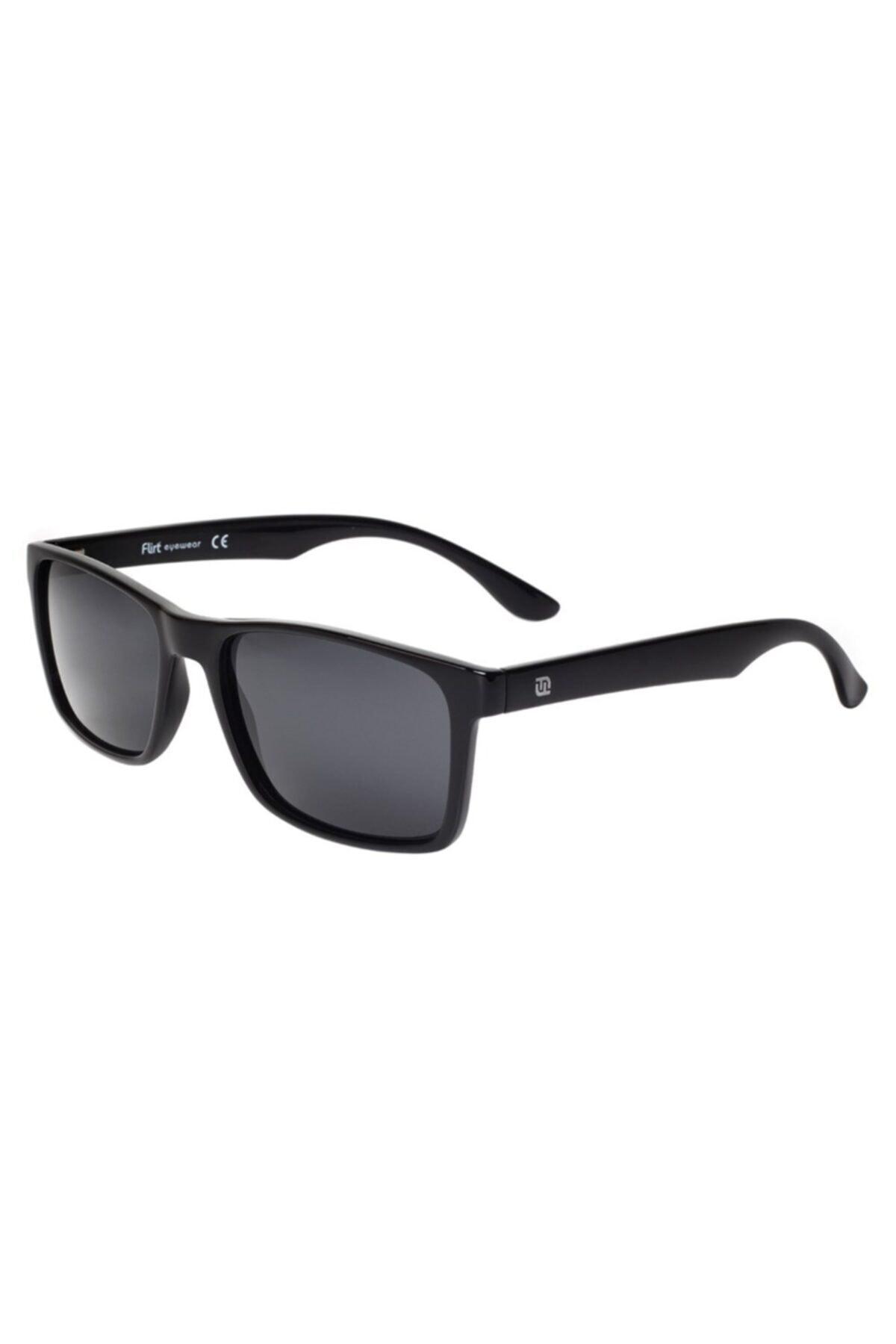 عینک آفتابی خاص برند Flirt رنگ مشکی کد ty68136250