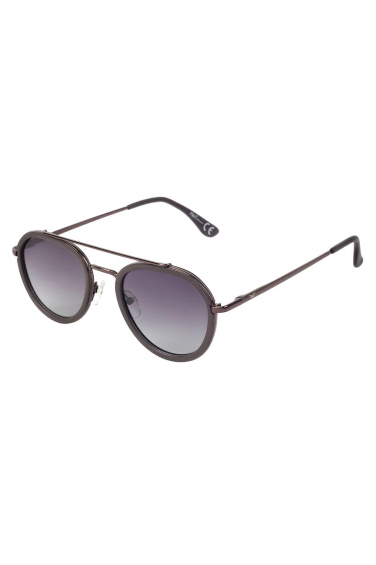 فروشگاه عینک آفتابی اورجینال برند Flirt رنگ متالیک کد ty68136403