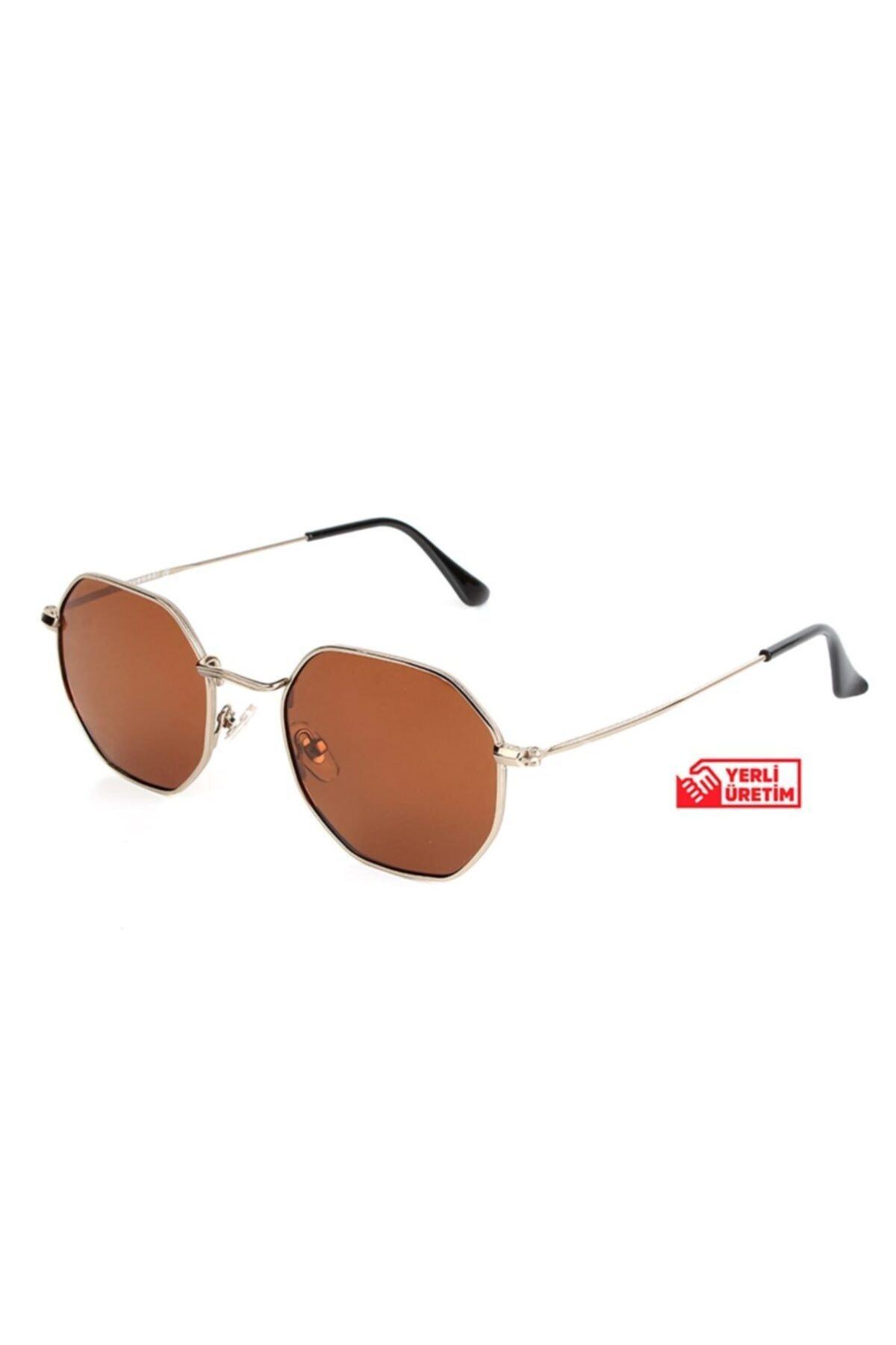 خرید عینک آفتابی خفن برند Flirt رنگ متالیک کد ty68136720