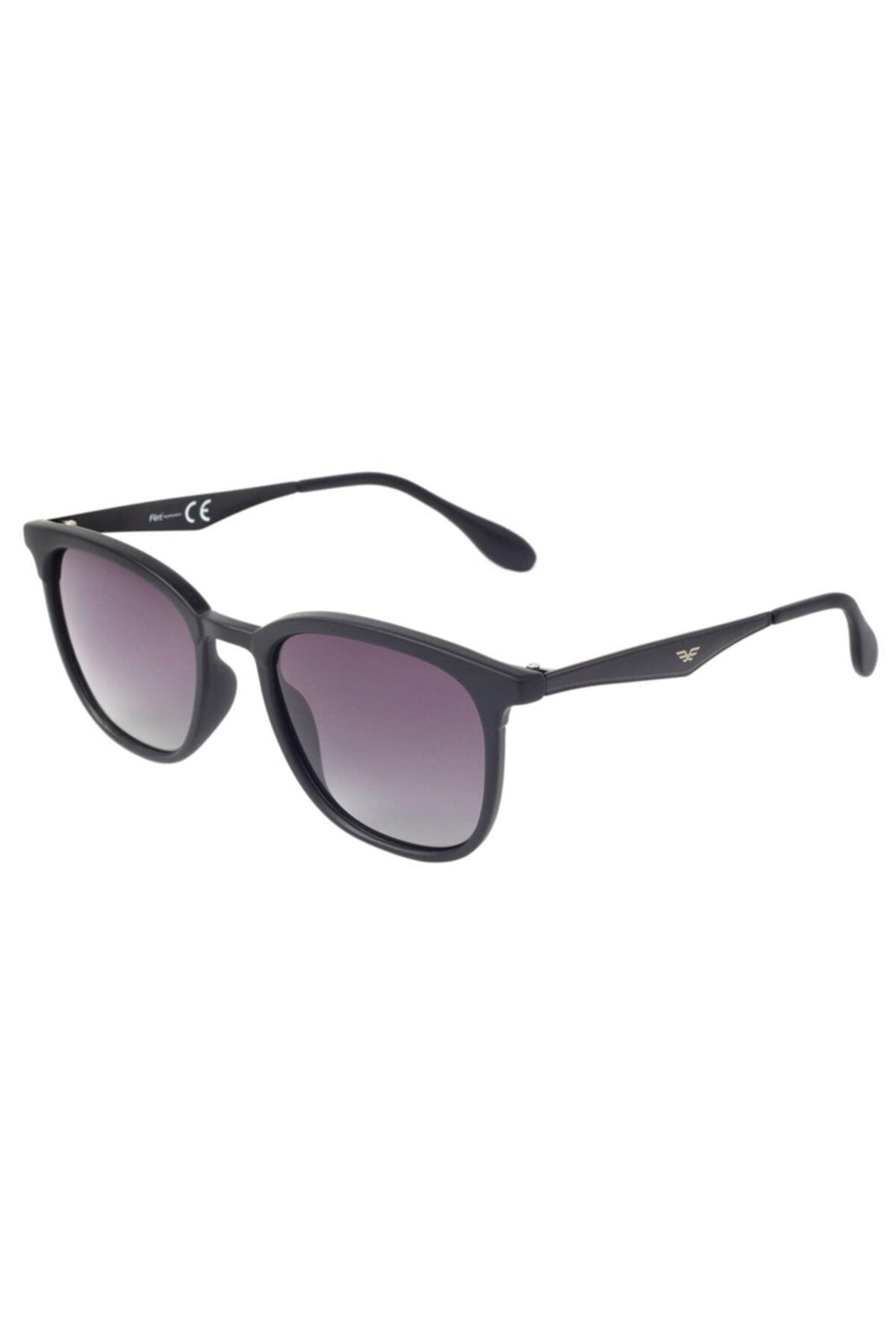 عینک آفتابی مردانه مدل دار برند Flirt رنگ مشکی کد ty68136839