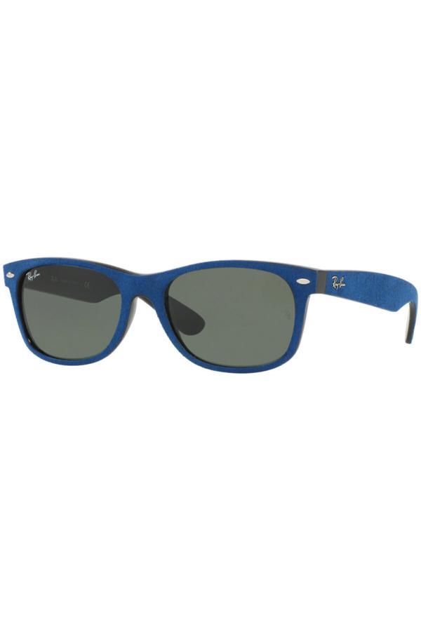 عینک آفتابی مردانه برند ری بن رنگ آبی کد ty68142908