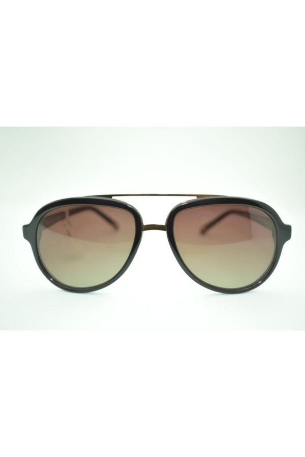 خرید نقدی عینک آفتابی شیک برند Sarar رنگ قهوه ای کد ty68153624
