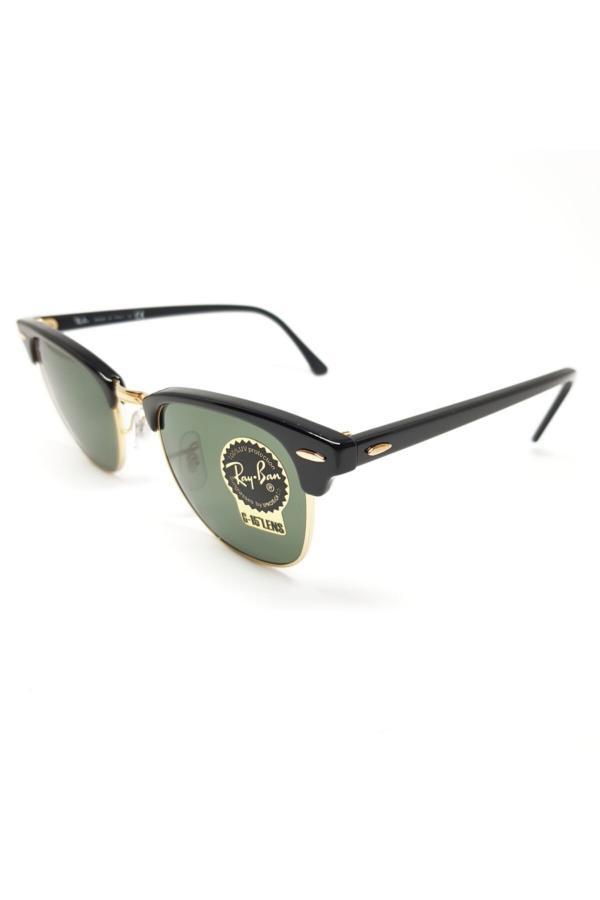 فروش عینک آفتابی جدید برند ری بن رنگ بژ کد ty68160393
