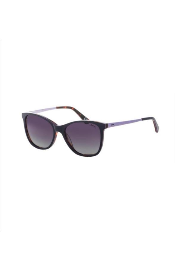 عینک آفتابی زنانه ارزان برند اسلازنگر رنگ بژ کد ty68160468