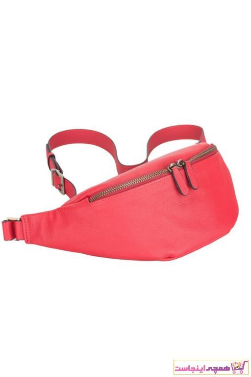 فروش نقدی کیف کمری مردانه خاص برند Bouletta رنگ قرمز ty68184269