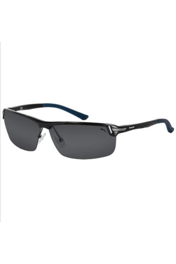 عینک آفتابی مردانه اسپرت برند اسلازنگر رنگ مشکی کد ty68189329