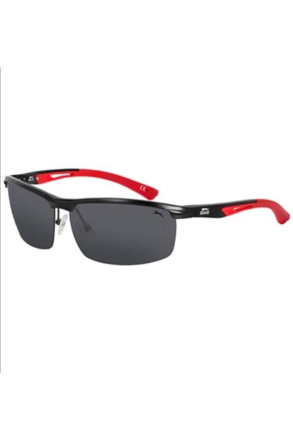 عینک آفتابی مردانه اسپرت برند اسلازنگر رنگ صورتی ty68189427