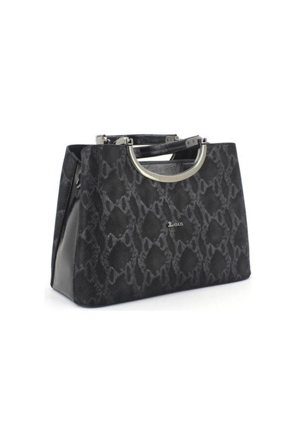 کیف مجلسی ساده دخترانه برند Venüs رنگ مشکی کد ty68201055