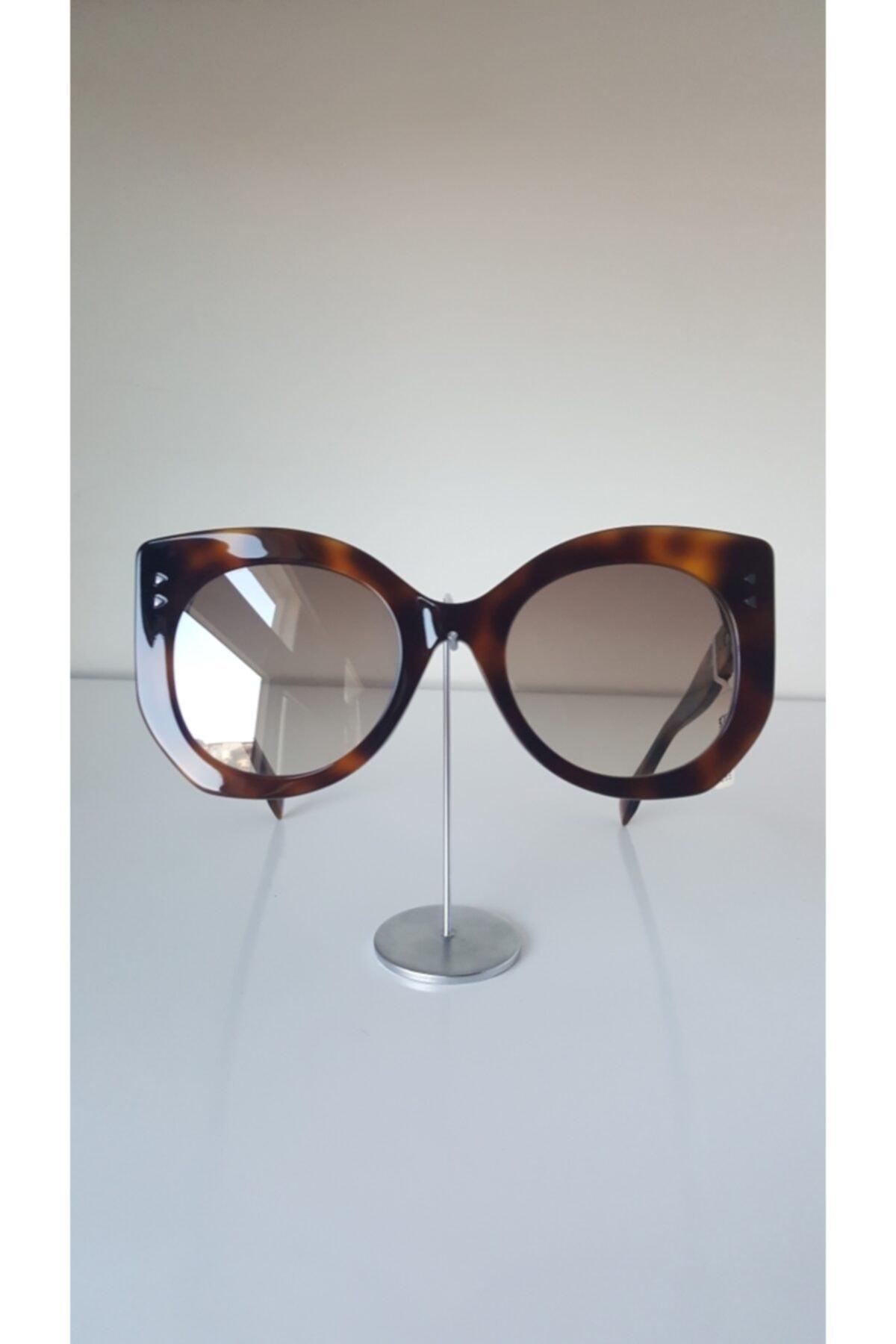 خرید اینترنتی عینک آفتابی شیک برند Fendi رنگ لاجوردی کد ty68220449