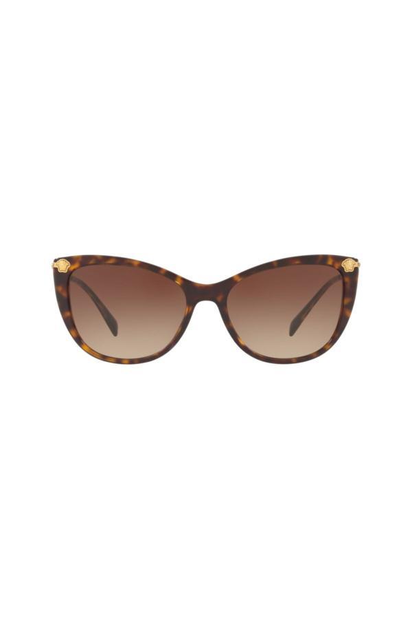 خرید عینک آفتابی مردانه شیک مجلسی برند ورساچ رنگ قهوه ای کد ty68223299