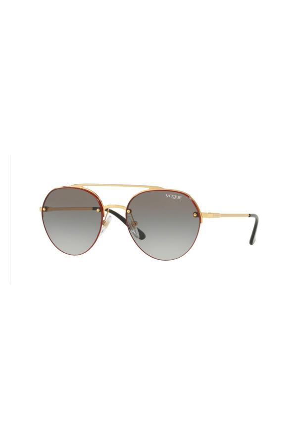عینک آفتابی زنانه طرح دار برند Vogue کد ty6853685