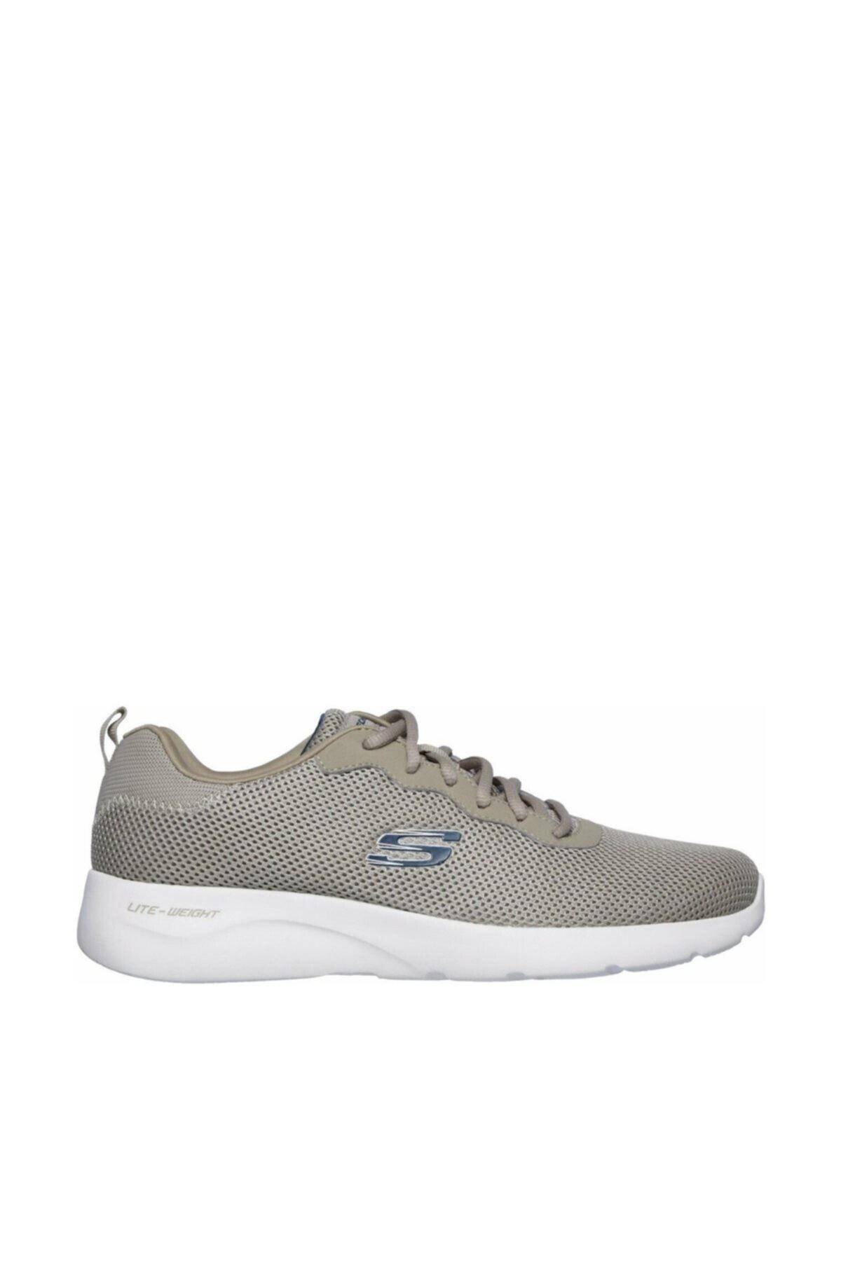 خرید اسان کفش مخصوص دویدن مردانه اسپرت جدید برند SKECHERS رنگ بژ کد ty6904090