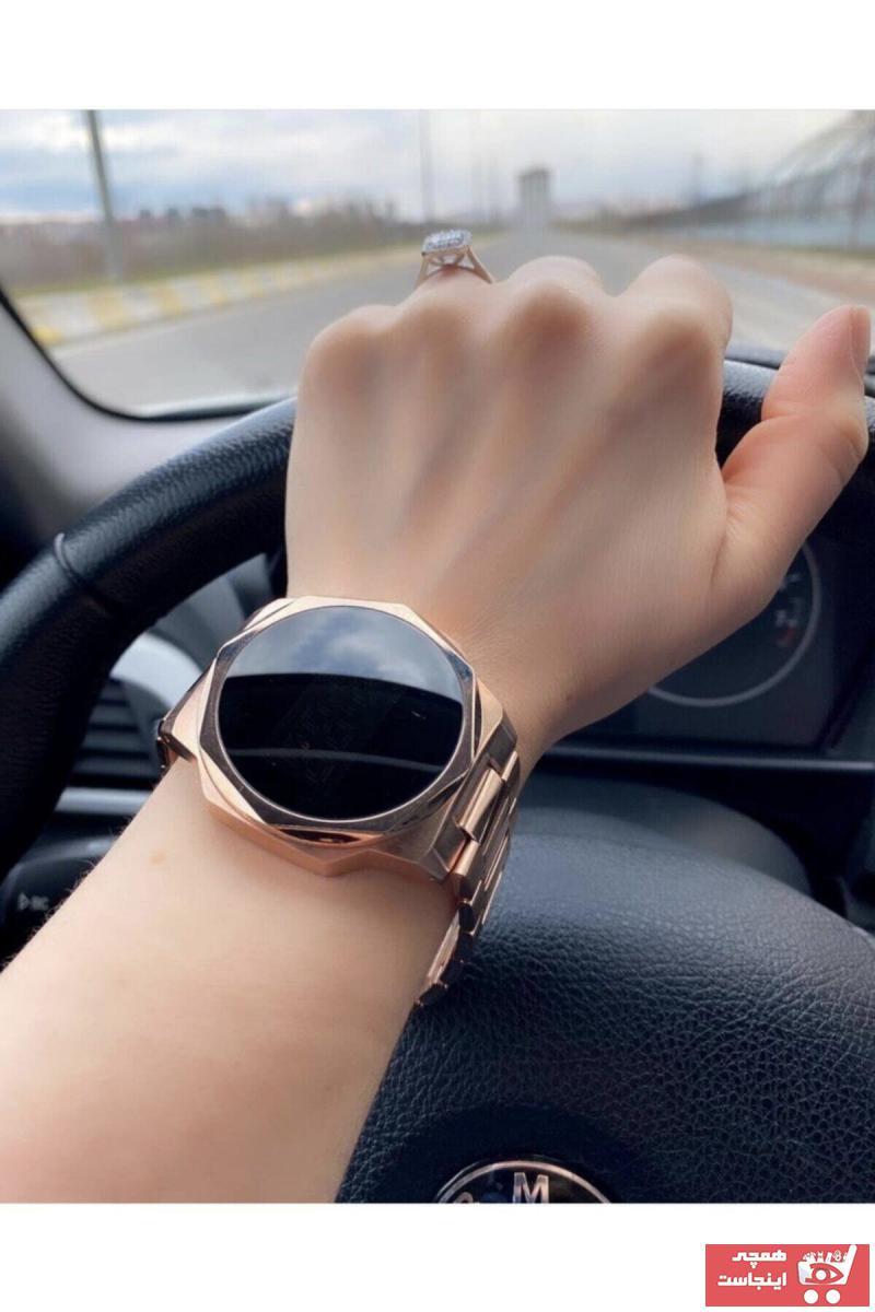 خرید ارزان ساعت مردانه اسپرت برند Ricardo رنگ صورتی ty69310487