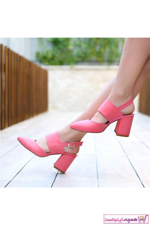 پاشنه دار دخترانه شیک و جدید برند Ayakkabı Delisiyim رنگ قرمز ty7038563