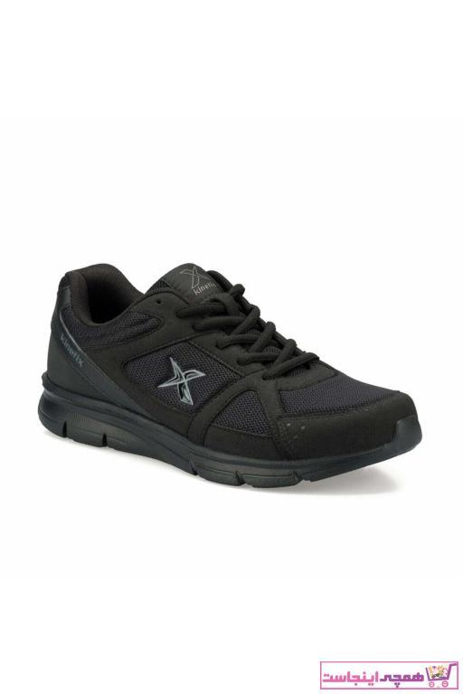 کفش مخصوص دویدن مردانه ارزان قیمت برند کینتیکس kinetix رنگ مشکی کد ty70421790