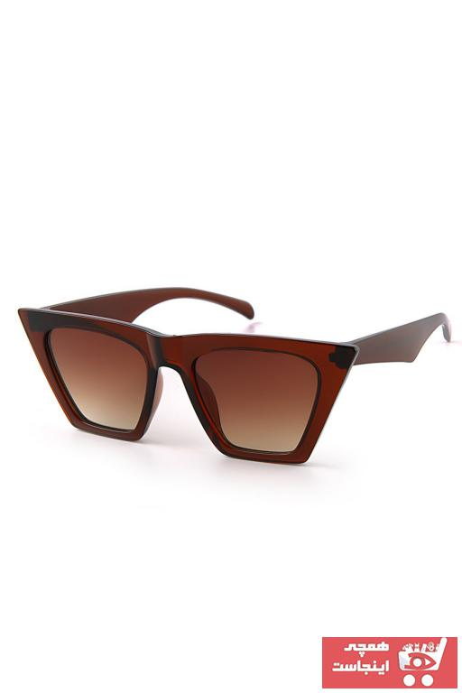 عینک آفتابی زنانه مدل دار برند Luis Polo  ty7080236