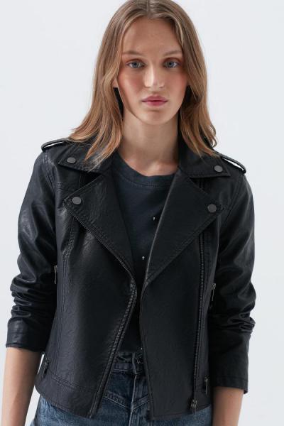 ژاکت زنانه سال ۹۹ برند ماوی رنگ مشکی کد ty7103043