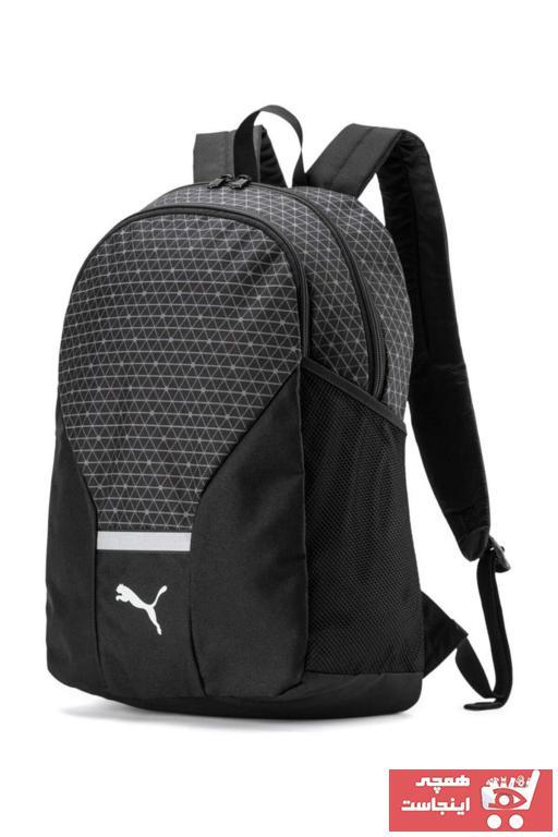 سفارش کیف ورزشی زنانه ارزان برند Puma رنگ مشکی کد ty7115141