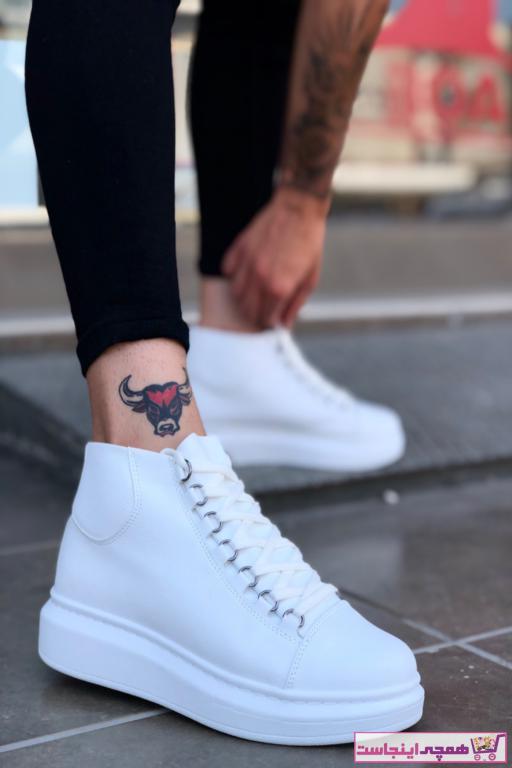 خرید نیم بوت مردانه اصل مجلسی برند Mida Shoes کد ty71329159