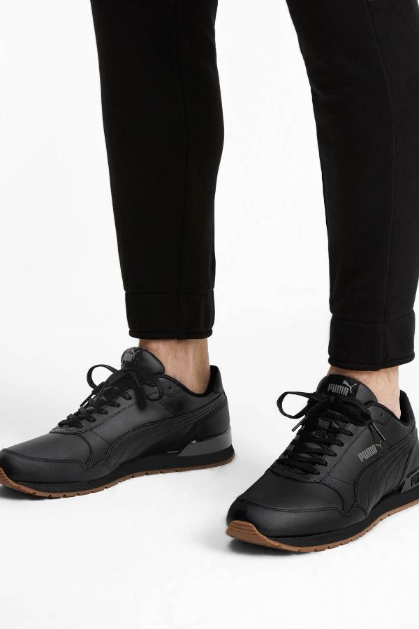 خرید پستی کفش مخصوص دویدن شیک مردانه برند پوما رنگ مشکی کد ty7152522