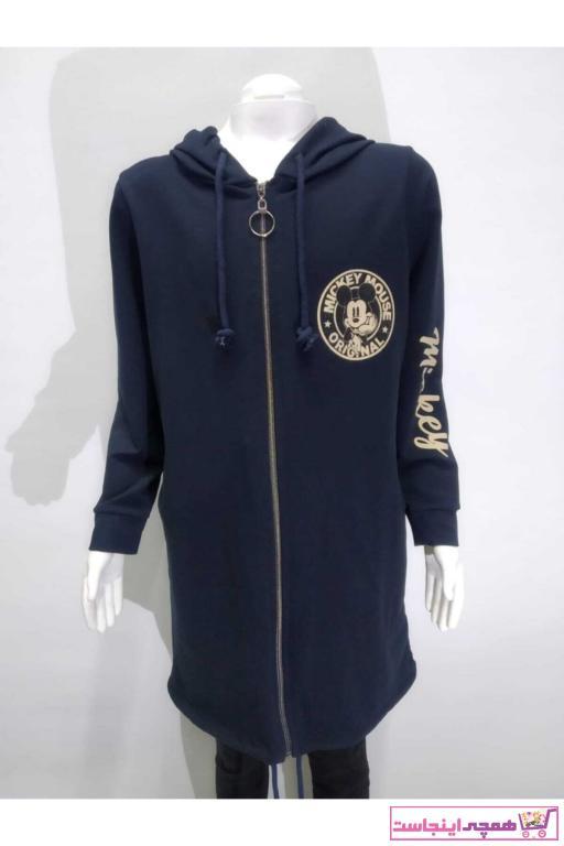 خرید نقدی تونیک دخترانه فروشگاه اینترنتی برند KRAL KİDS رنگ لاجوردی کد ty71590297