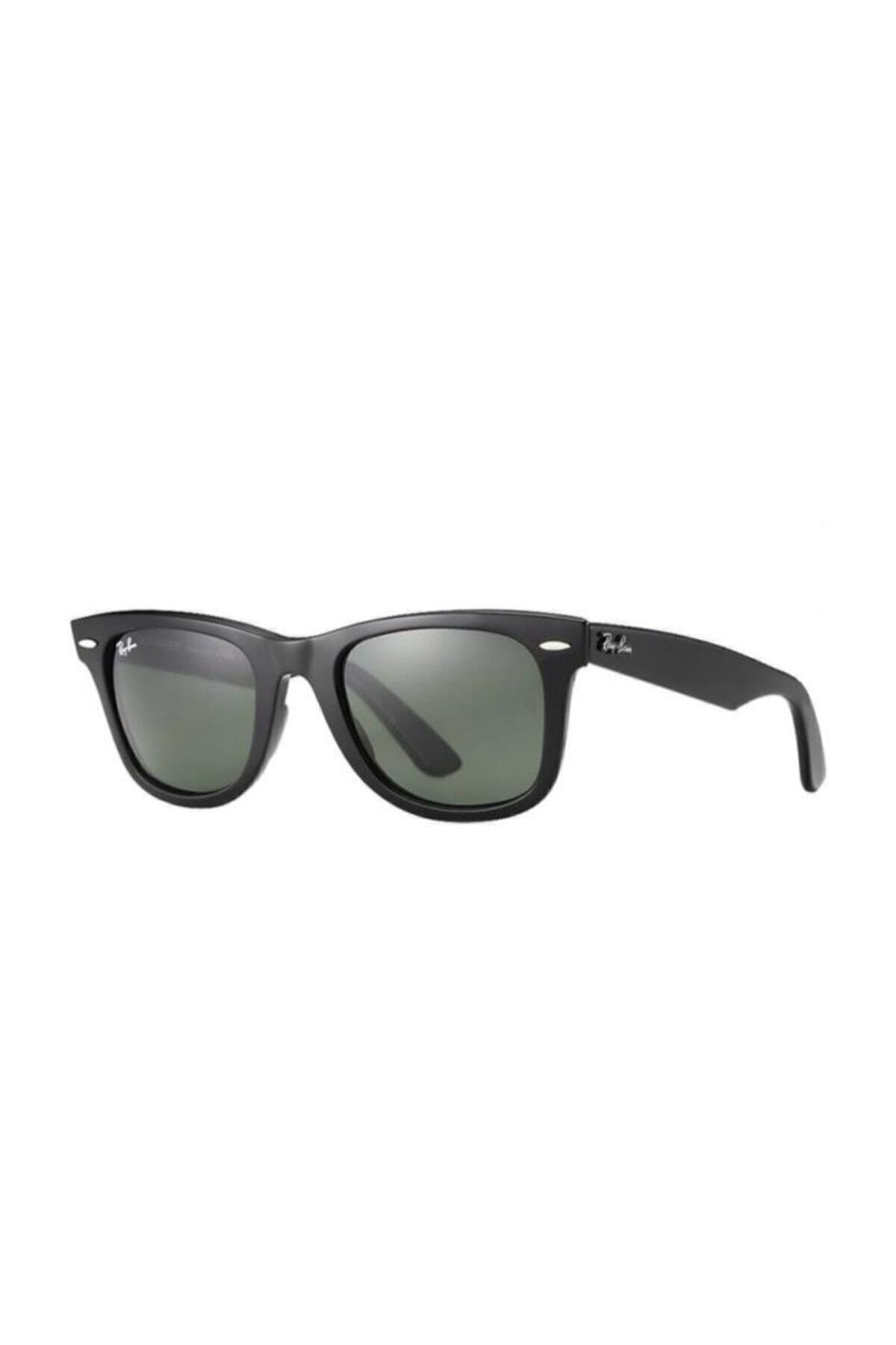 فروشگاه عینک آفتابی مردانه اینترنتی برند ری بن رنگ مشکی کد ty731635