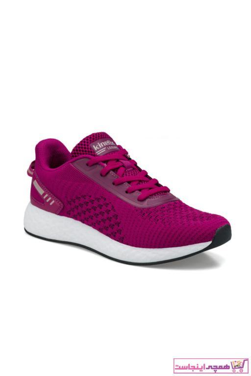 کفش مخصوص دویدن زنانه شیک و جدید برند کینتیکس kinetix رنگ بنفش کد ty73756015