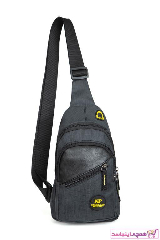 خرید انلاین کیف کمری اورجینال مردانه برند Av A Dos رنگ مشکی کد ty74853204
