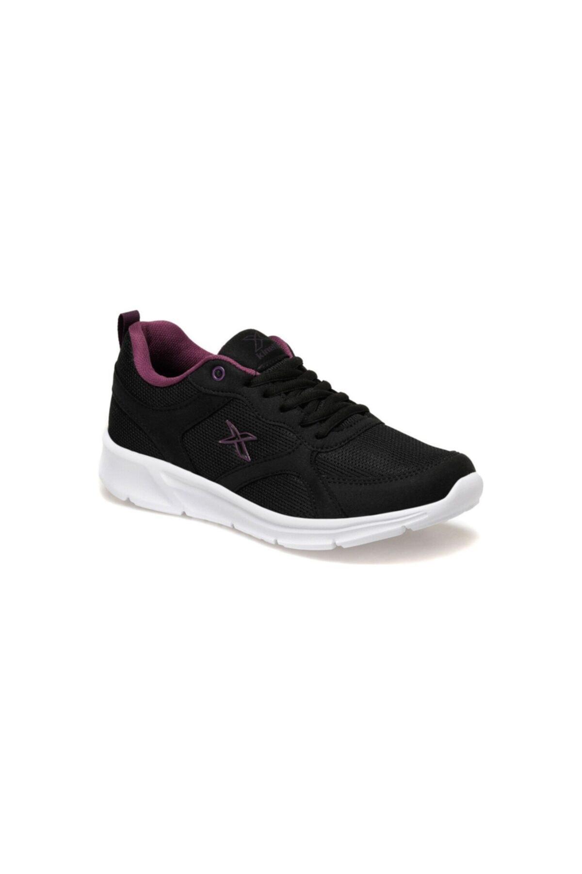 خرید اسان کفش مخصوص پیاده روی زنانه اسپرت جدید برند کینتیکس kinetix رنگ مشکی کد ty75644450