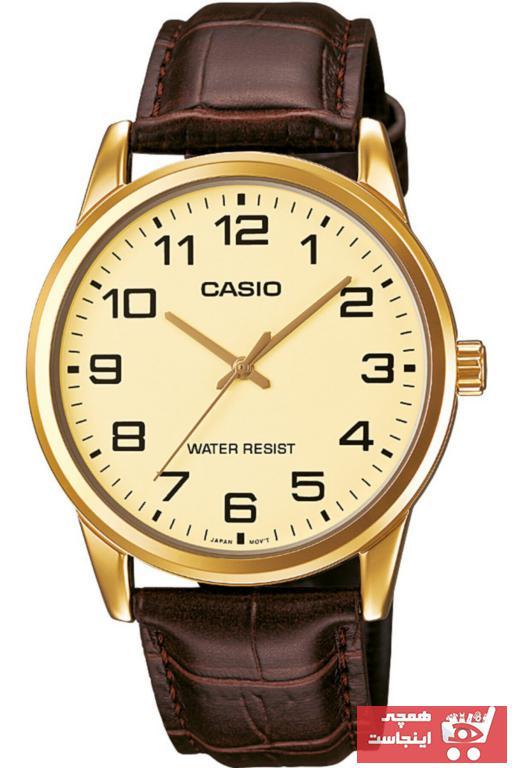 فروشگاه ساعت مردانه تابستانی برند Casio کد ty771329