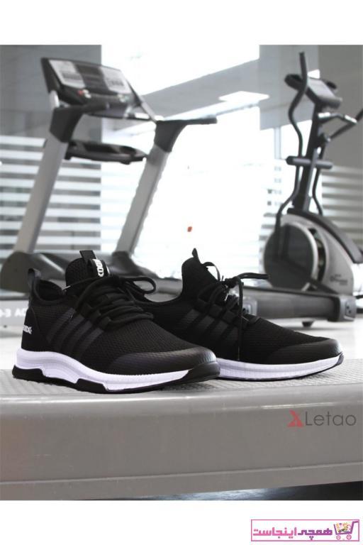 کفش اسپرت مردانه فروشگاه اینترنتی برند LETAO رنگ مشکی کد ty78148913