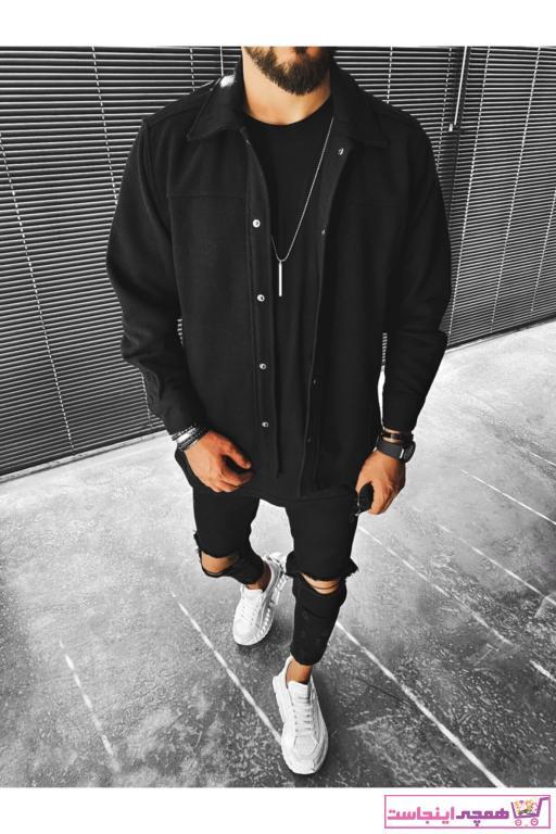 خرید نقدی پیراهن اسپرت مردانه فروشگاه اینترنتی برند ablukaonline رنگ مشکی کد ty82563549