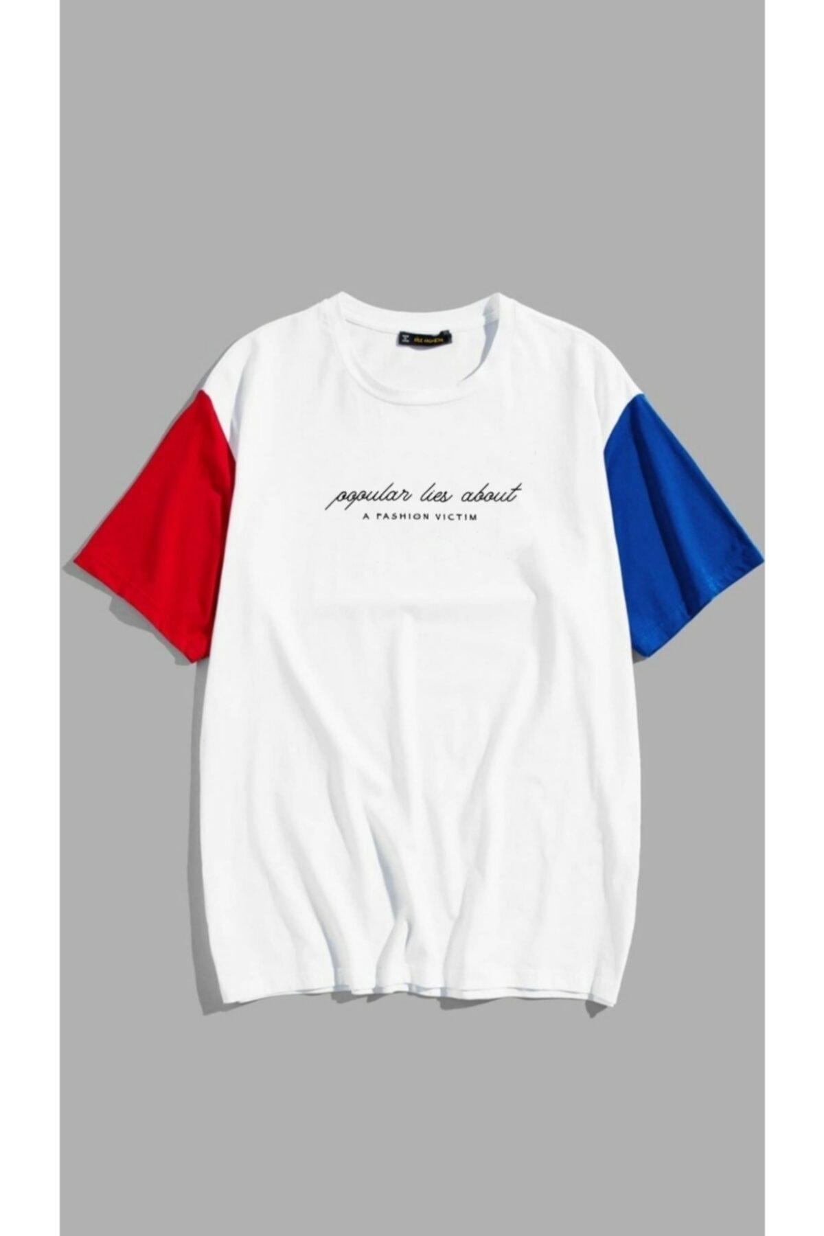 تیشرت مردانه نخ پنبه برند Rise fashion کد ty86609504