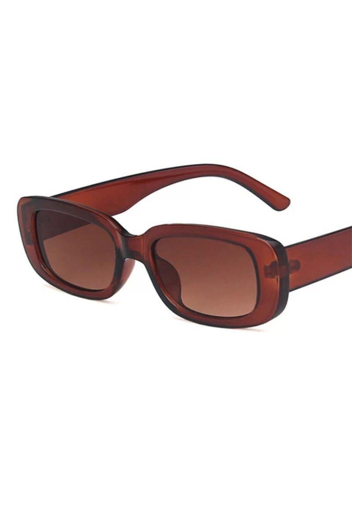 عینک آفتابی مردانه ارزان برند LOOKUP رنگ قهوه ای کد ty86956029