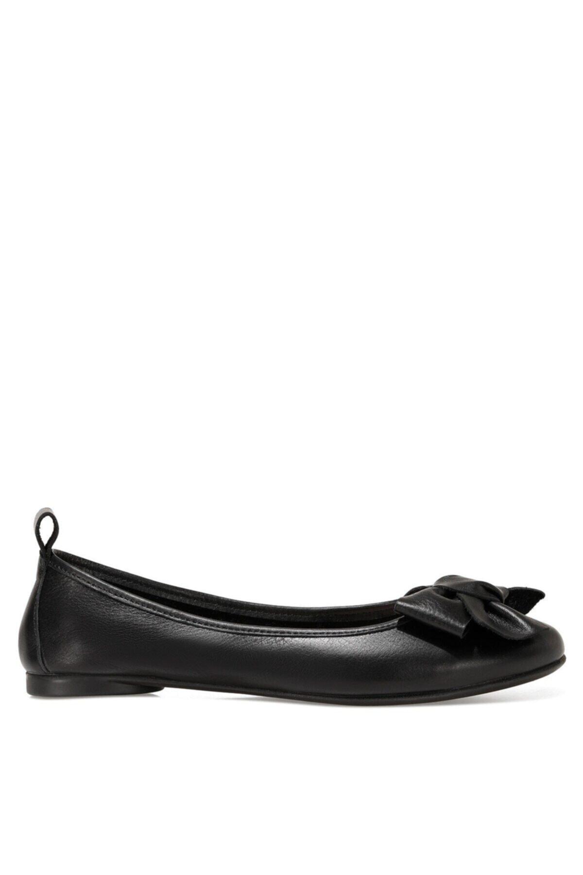 خرید انلاین کفش تخت زنانه خاص برند Nine West رنگ مشکی کد ty90246670