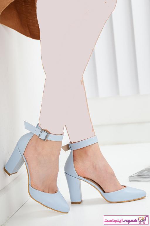 فروش پاشنه دار زنانه 2020 برند pabucmarketi رنگ آبی کد ty92754739