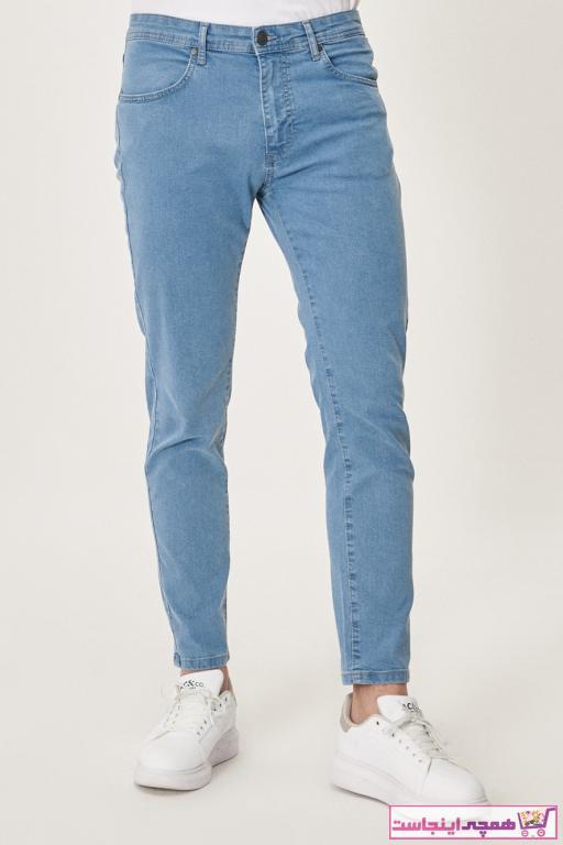 شلوار جین مردانه شیک برند ALTINYILDIZ CLASSICS رنگ آبی کد ty94355127