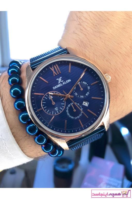 فروش ساعت مردانه 2020 برند Daniel Klein رنگ لاجوردی کد ty95564826