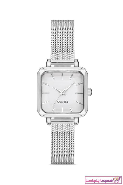 فروش ساعت زنانه ترک مجلسی برند Aqua Di Polo 1987 رنگ نقره کد ty96096905