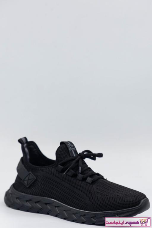 خرید ارزان کفش مخصوص پیاده روی فانتزی مردانه برند Derimall رنگ مشکی کد ty97557461