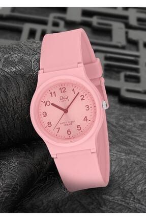 خرید نقدی ساعت بچه گانه فروشگاه اینترنتی برند Q&Q رنگ صورتی ty109008344